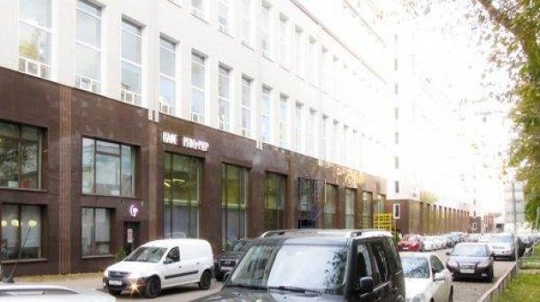 Офис 518.7м2, Партийный переулок, 1