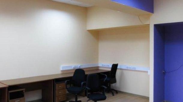 Офис 123.4м2, Партийный переулок, 1