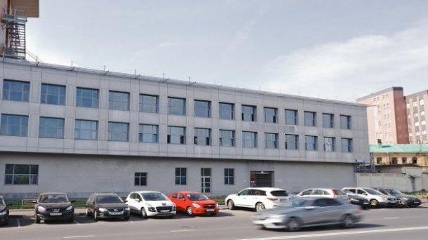 Офис 1093.3 м2 у метро Тульская