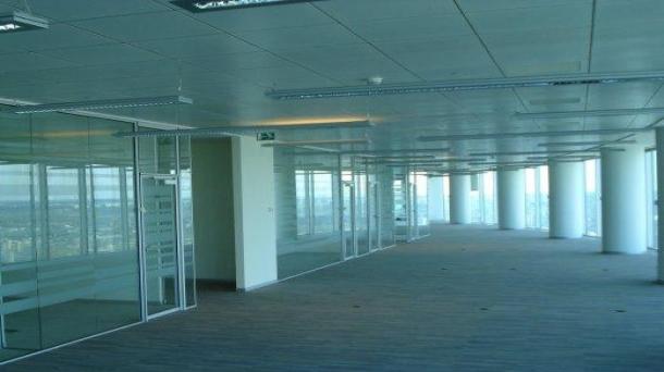 Офис 534 м2 у метро Деловой центр
