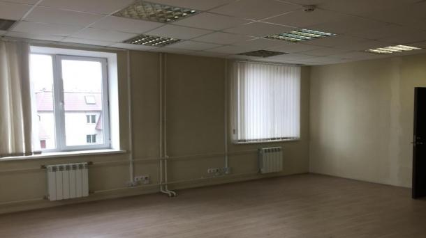 Офис 61.8м2, ул. Угрешская,  д. 2