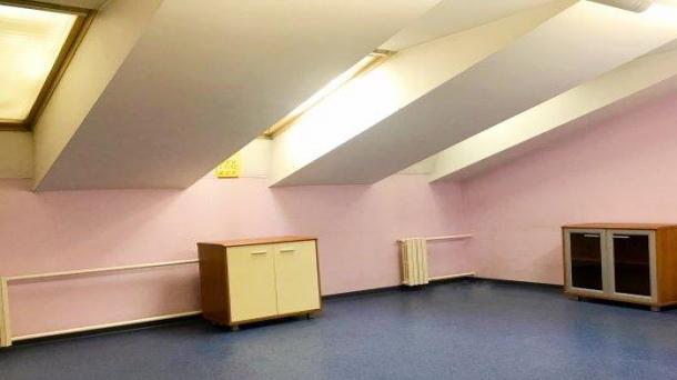 Офис 34.3м2, Рижская