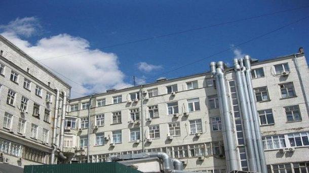 Офис 22м2, Сущёвская улица, 21
