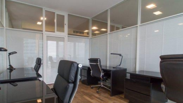 Офис в Москва-Сити 20 м2, метро Деловой центр
