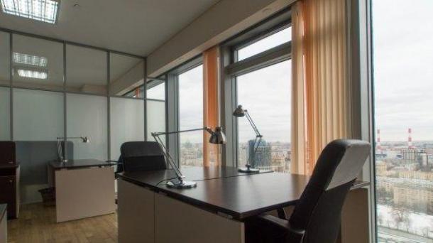 Офис в Москва-Сити 25 м2, метро Деловой центр