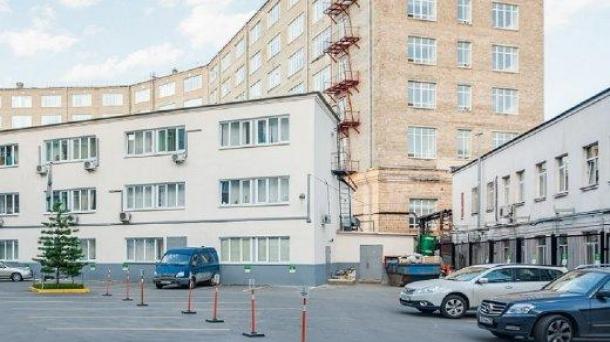 Офис 41.8м2, Войковская