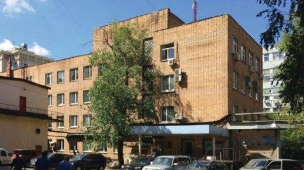 Офис 1085.8 м2 у метро Улица 1905 года