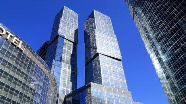 Офис в Москва-Сити 56 м2, метро Деловой центр