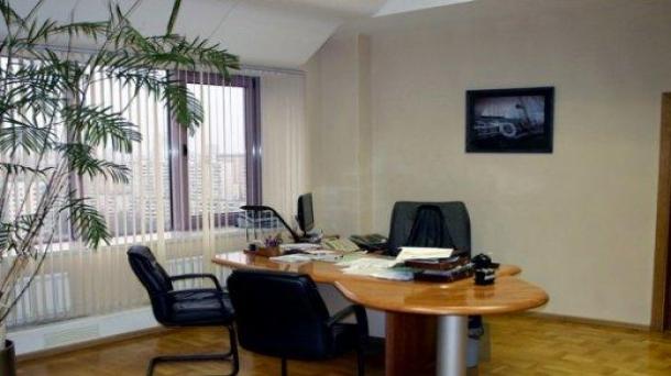Офис 116.3 м2 у метро Нахимовский Проспект