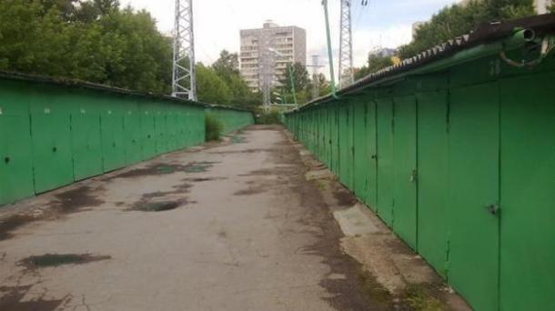 Гараж 20 м2, метро Калужская