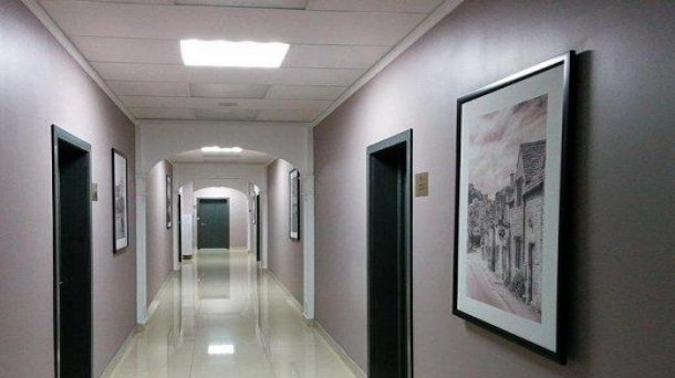 Офис 33 м2 у метро Бауманская