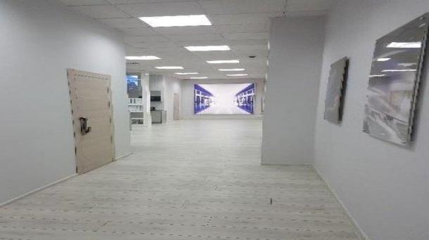 Офис 252м2, Ленинский проспект