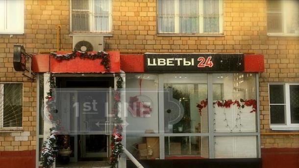 Продается торговая площадь 34.7 м2, Москва, метро 95