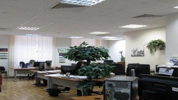 Офисное помещение 1403.47м2, метро Павелецкая, 2806940руб.