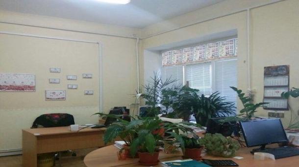 Офис 36.5 м2 у метро Авиамоторная