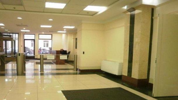 Офис 603м2, Русаковская улица,  13