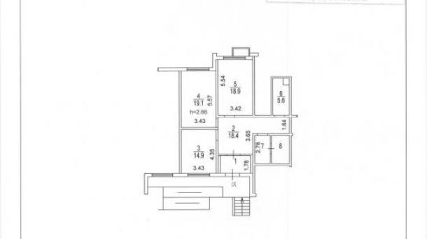 Сдам торговое помещение 91м2,  ВАО, 91000 руб.