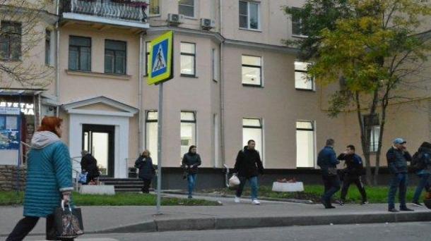 Офис 66.2 м2 у метро Кожуховская