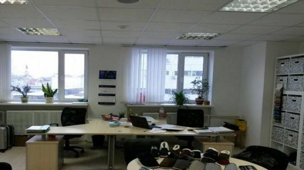 Офис 37.6 м2 у метро Шаболовская