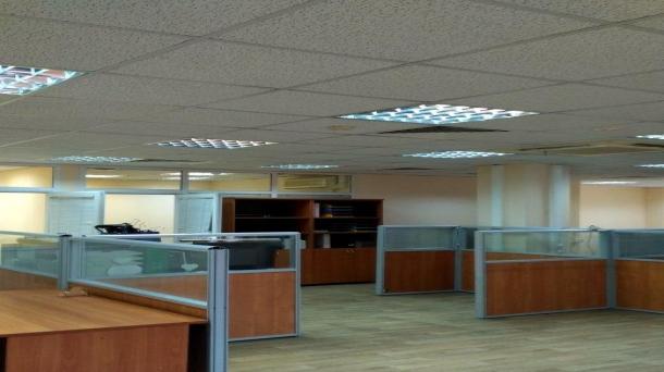 Офис 130м2, Авиамоторная