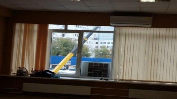 Офис 33.4 м2 у метро Алексеевская