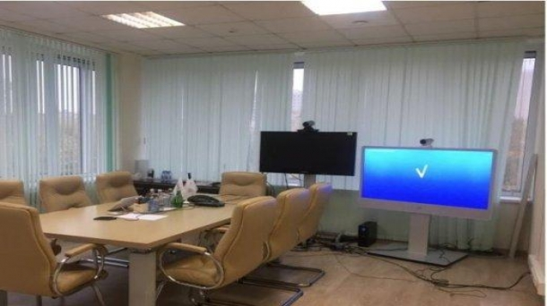 Офис 158.6м2, Люсиновская улица,  36