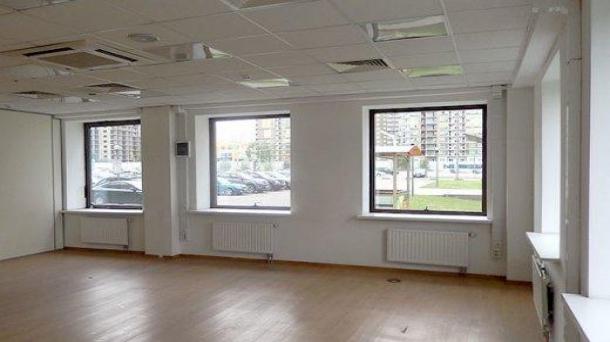 Офис 445.1м2, Волоколамская