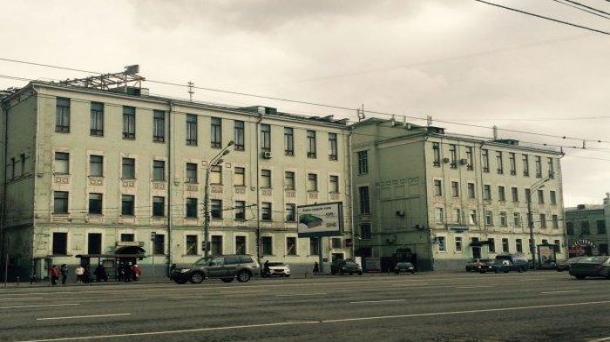 Офис 134.1 м2 у метро Шаболовская