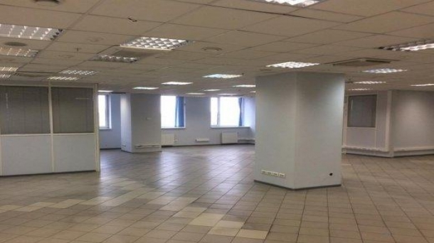 Офис 192.9 м2 у метро Новые Черёмушки