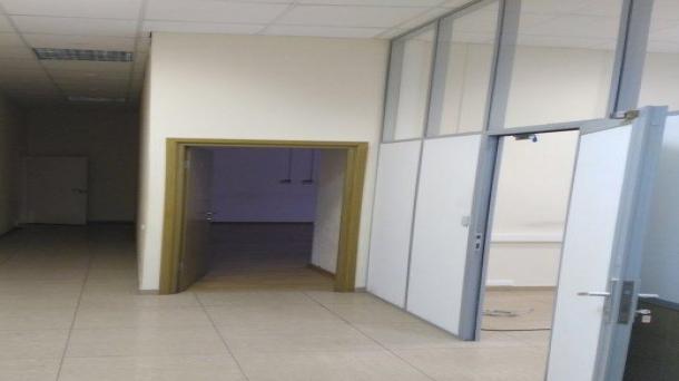Офис 792м2, Беговая