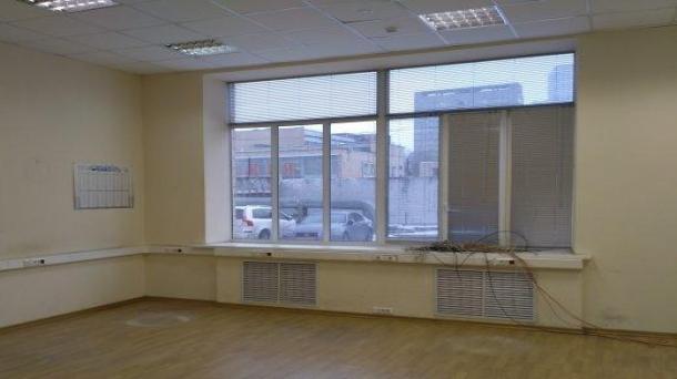 Офис 134.1 м2 у метро Беговая
