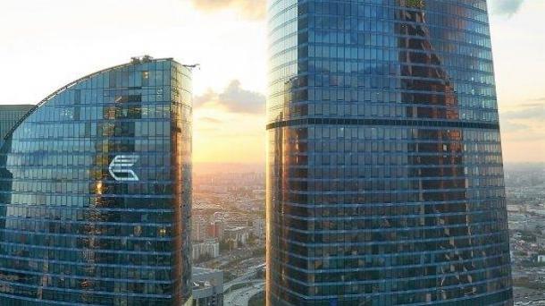 Офис в Москва-Сити 175.3 м2, метро Международная
