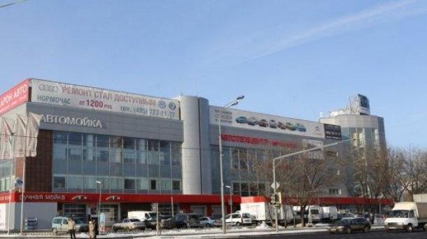 Офис 102 м2 у метро Кунцевская