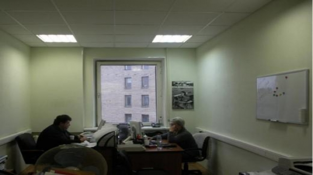 Офис 20 м2 у метро Парк Культуры