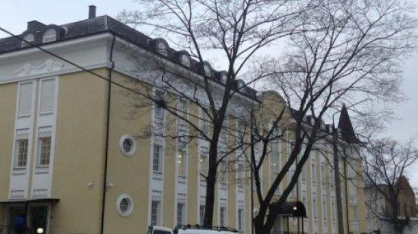 Офис 1580м2, Олсуфьевский переулок, 8