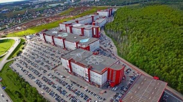 Офис 67 м2, Киевское шоссе,  4