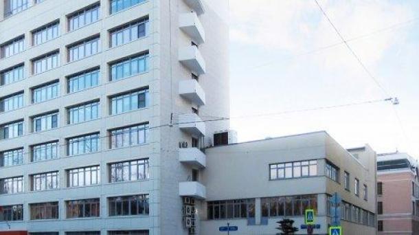 Офис 45 м2 у метро Смоленская