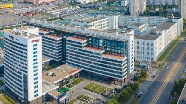 Офис 78.9 м2 у метро Строгино