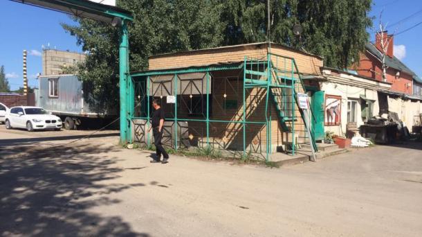 Склад 5005 м2, Московская обл,  г Ивантеевка,  Центральный проезд