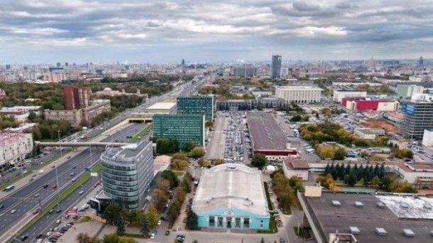 Офис 1133.86м2, Ленинградский проспект,  39