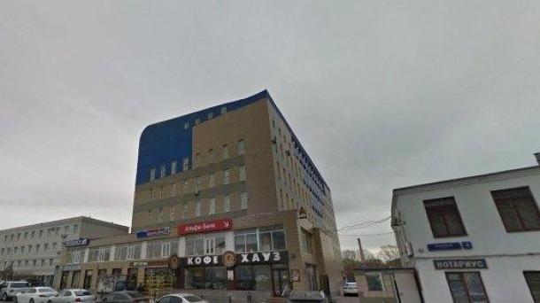 Офис 75.5м2, Волоколамская