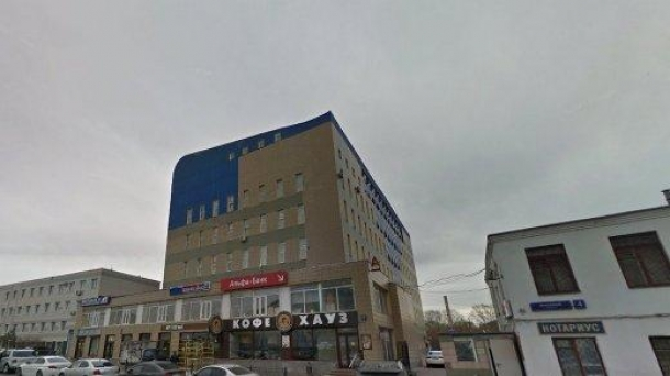 Офис 75.9м2, Волоколамская