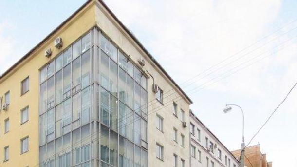 Офис 163.6м2, улица Льва Толстого,  5