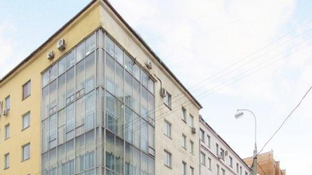 Офис 163.6 м2 у метро Парк Культуры
