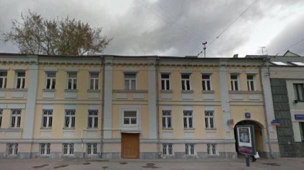 Офис 102 м2, метро Добрынинская