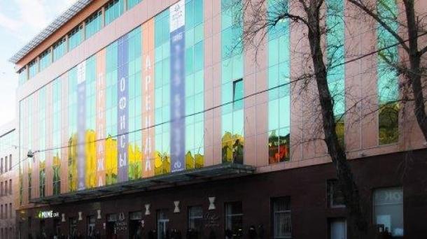 Офис 202м2, улица Ленинская Слобода,  19