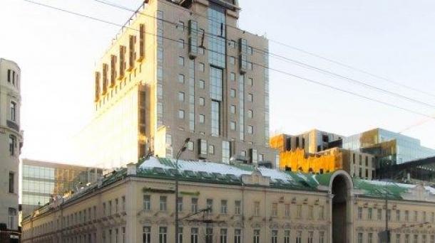 Офис 289 м2 у метро Смоленская