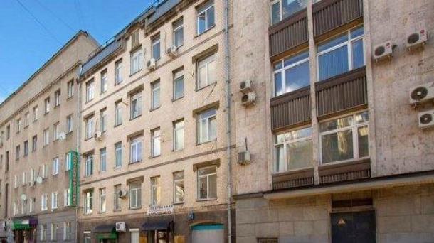 Офис 39м2, 2-я Тверская-Ямская улица,  18