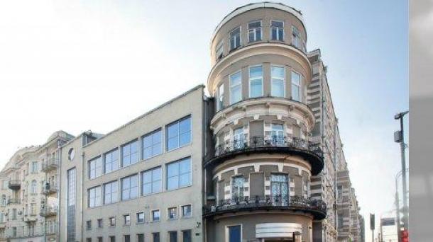 Офис 132 м2 у метро Чеховская
