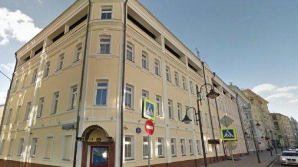 Офис 180.5 м2 у метро Новокузнецкая